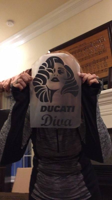 Ducati Diva